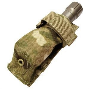 China Flashlight Pouch - Multicam on sale