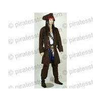 China PIRATE COSTUME: JACK THE PIRATE on sale