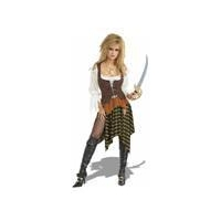 China PIRATE COSTUME: FEARLESS WENCH on sale