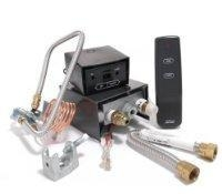 China Gas Fireplace Safety Pilot Kit with Remote Control Flame Management by Skytech on sale
