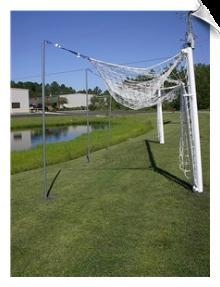 China World Cup Soccer Goals with Posts and Base Frame on sale