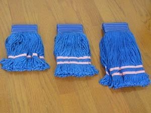 China Microfiber String Mop Head on sale