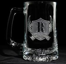 China Engraved Beer Mugs, Engraved Gifts for Men, Cool Groomsmen Gifts on sale