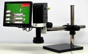 China RX-100 3D rotational digital microscope 10.4 LCD 15x-100x on sale