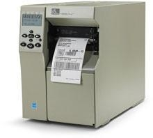 China 102-801-00000 - Zebra 105SL Plus Printer on sale