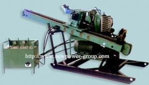 China YG-30 Hydraulic Anchoring Drilling Rig on sale
