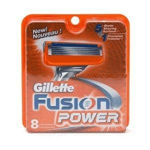 China Gillette Fusion Power - 8 Cartridges on sale