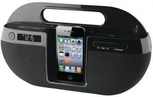 China Hidden Surveillance Camera - iPod Docking Station on sale