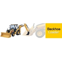 Mining Equipment Backhoe Loader