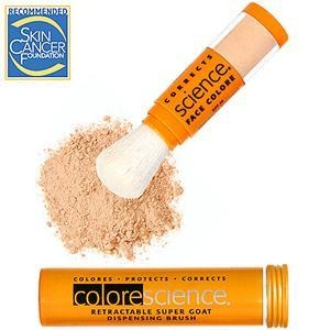 China Mineral Makeup Brands Colorscience Mineral Makeup on sale