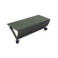 China Escalator Parts Escalator Step for Otis Kone Thyssen Schindler Hyundai on sale