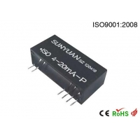 China Non-isolation two-wire 4-20mA analog signal acquisition and conversionSY 4-20mA-P Series- on sale