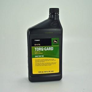 China John Deere SAE 5W30 Torq-Gard Engine Oil - TY26803 on sale