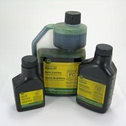 China John Deere Premium Semi-Synthetic 2-Cycle Engine Oil - UP08138 on sale