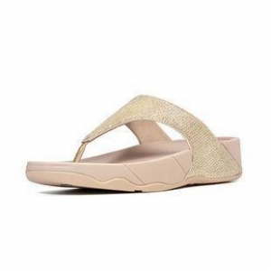 China Fitflop Astrid Gold Yellow Slipper For Women on sale
