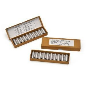 China 10 ozt Box .45 ACP .999 Silver Bullet Bullion (Box of 10) on sale