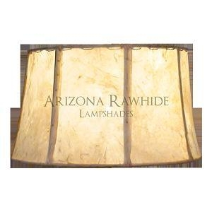 China Barrel Rawhide Shades BRL13 Barrel - Rawhide Off-White Shade 7H x 13W (11W Top) on sale