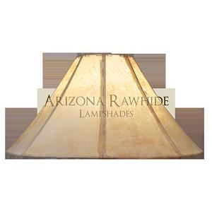 China TL - Rawhide Off-White Shade 10H x 20W (6W Top) on sale