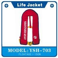 China Life Jacket Fishing Yellow Life Jacket on sale