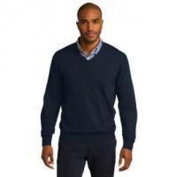 SHOP NOW Port Authority V-Neck Sweater - (SW285)