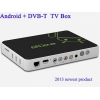 China Digital TV for Family Android + DVB-T set top box for sale