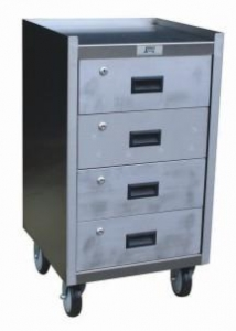China Jamco YF Stainless Steel Mobile Cabinet on sale