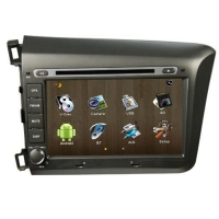 Andriod Car Dvd Civic 2012