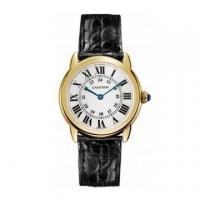 Cartier Ronde Solo De Cartier Ladies Watch W6700355