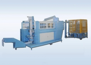 China LR-PS-HX2 / HF2 High Speed Pocket Spring Coiling Machine on sale