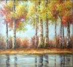China Impression landscape painting on sale