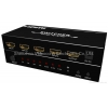 China HDMI 1.4 4by1 Switcher Supports 3D Video & 4Kx2K Audio 7.1CH for sale