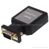 China Mini VGA to HDMI Converters (Bypass) for sale