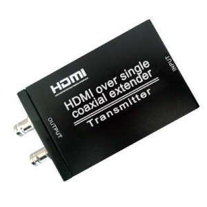 China HDMI Over Single Coax Extender (RG-6U cables 120M) HD1206 on sale