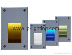 China Recessed LED wall lights,LED step lights JP-819209 on sale