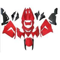 China Kawasaki 2004-2005 ZX10R Plastic Motorcycle Aftermarket Fairing on sale