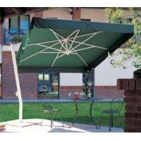 Cantilevered Square Canopy Patio Umbrella
