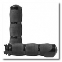 Victory MT Air Cushion Anodized Grips with Throttle Assist