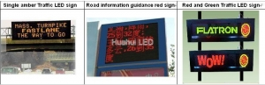 China Special LED Message Sign Traffic LED Sign; Road guidance sign control system on sale