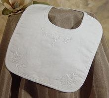 China Hand Embroidered Girls Cotton Bib - 1CAGXB on sale