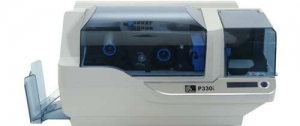 China Zebra P330i ID Card Printer on sale
