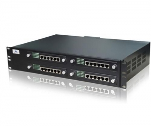 China IP-PBX OX200 Hybrid IP-PBX on sale