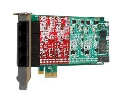 China Digium Voice Card Series Digium 4-Port Analog on sale