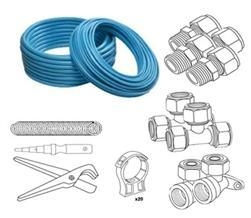 China DIY Compressed Air Piping Kit, 1/2 on sale