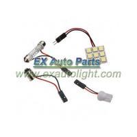 China LED Festoon Light PCB-9SMD-5050-Car LED Bulbs on sale