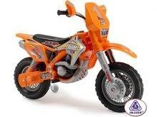 China Kids Power Wheel Cars Injusa Motocross Thunder Max VX 12v Battery Powered Ride On Cars [Inj-6811] on sale