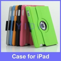 iPad Case Basket Ball Pattern Smart Leather Case for iPad 4/3/2 PC02