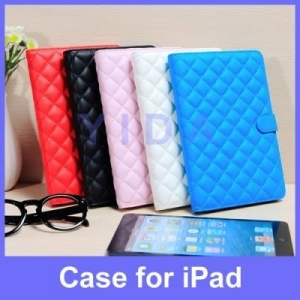 China iPad Case iPad mini Smart Leather Case Cover with Stand PC13 on sale