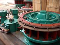 China Kaplan turbines on sale