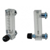 China Flow meter LZM-4T glass flowmeter 6-60ml/min for sale