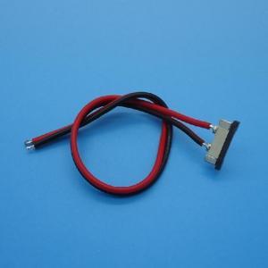 China 10MM 5050 Single Color Solderless LED Strip Connectors on sale